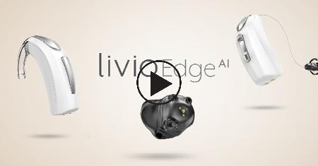 APERCU VIDEO LIVIO EDGE AI AVEC PLAY